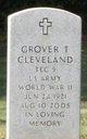 Grover Thomas Cleveland