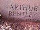 Profile photo:  Arthur Bentley