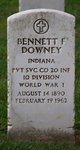 Profile photo:  Bennett F Downey