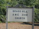 Bragg Hill AME Zion Church Cemetery