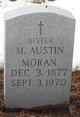Profile photo: Sr Mary Austin Moran