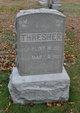 Mary A Thresher