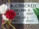 Profile photo:  William R McCracken