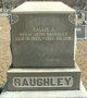 Sallie <I>Draper</I> Raughley