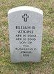 Profile photo:  Elijah D. Atkins