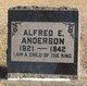 Alfred E. Anderson