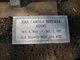 Joan Camilla <I>Hoffman</I> Adams