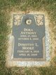 Profile photo:  Dora <I>Hertz</I> Anthony