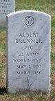 Profile photo:  Albert Brenner
