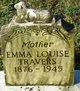 Profile photo:  Emma Louise <I>Tabony</I> Travers