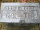 Profile photo:  Addie E Battin