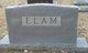 Profile photo:  Rachel Virginia <I>Baird</I> Elam