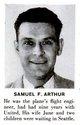 Samuel Francis Arthur