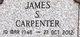 Profile photo:  James Stephens Carpenter