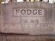 "Albert Andrew ""Abb"" Fodge"