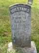 Profile photo:  William S Adams