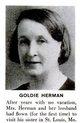 Goldie M. <I>Huckins</I> Herman