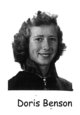 Profile photo:  Doris Mae <I>Benson</I> Novack