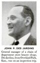 John P. Des Jardins