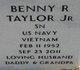 SN Benny R. Taylor, Jr