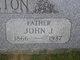 John J Pendleton