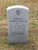 Profile photo:  Johnny Washington, Sr