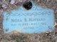 Nora Belle <I>Ritter</I> Minyard