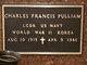 Charles Francis Pulliam