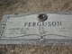 "Andrew Jackson ""Jack"" Ferguson"