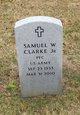 Profile photo:  Samuel W Clarke, Jr