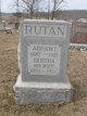 Profile photo:  Abraham Isaac Rutan