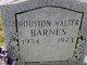 Houston Walter Barnes