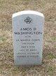 Profile photo:  Amos D Washington