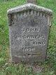 John Kind Bronner