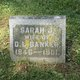 Profile photo:  Sarah J. Banker