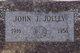 John Joseph Jolley