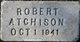 Profile photo:  Robert Roy Atchison