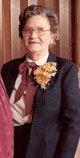 Edrie Lucile <I>Starritt</I> Rogers