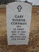Profile photo:  Gary Eugene Coffman