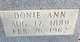 Donie Ann Blake