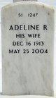 Profile photo:  Adeline R Caron