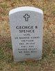 Profile photo:  George B Spence
