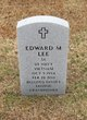 Profile photo:  Edward M Lee
