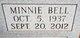 Minnie Bell Blake