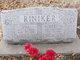 Ona Irene <I>Brimer</I> Riniker