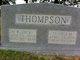"Orin Bell ""Jack"" Thompson"