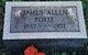 James Allen Porte