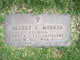 Profile photo:  Albert C. Meeker