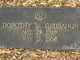 Profile photo:  Dorothy Cleo <I>Wallace</I> Grubaugh