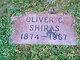 Oliver Cameron Shiras